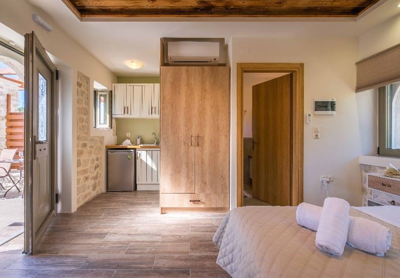 One bedroom apartment, Mikro Paradisos Hotel, Sivota