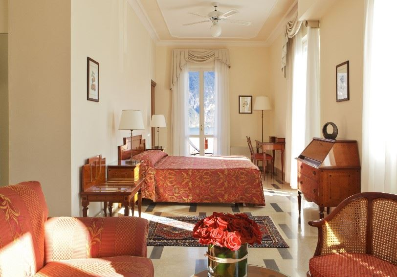 Junior Suite, Belvedere Hotel, Lake Como, Italy
