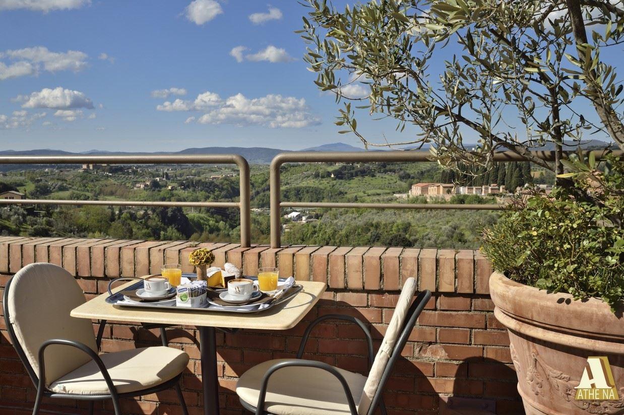 Athena hotel siena tuscany for Accomodation siena