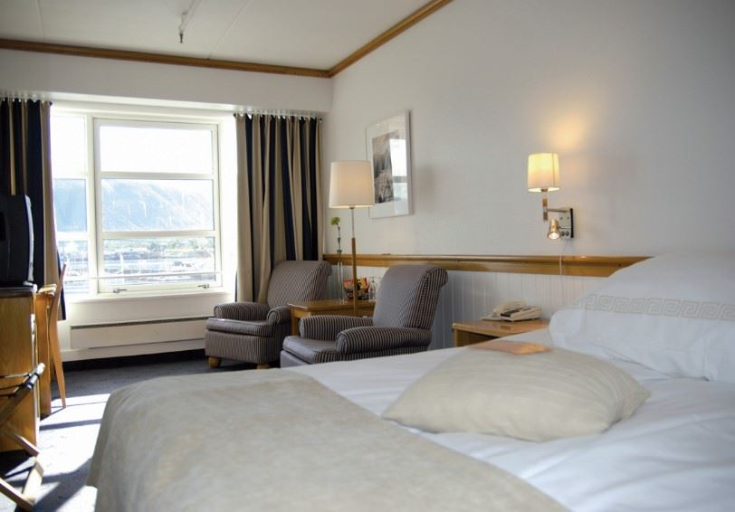 Superior room, Clarion Collection Hotel With, Tromso, Northern Norway