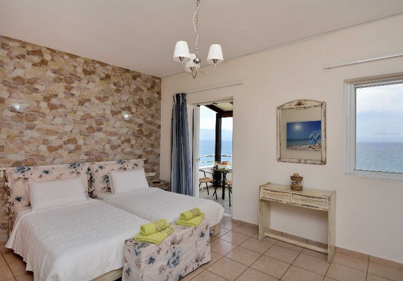 1 Bedroom Apartment Top Floor, Ilaira Apartments, Chrani, Peloponnese