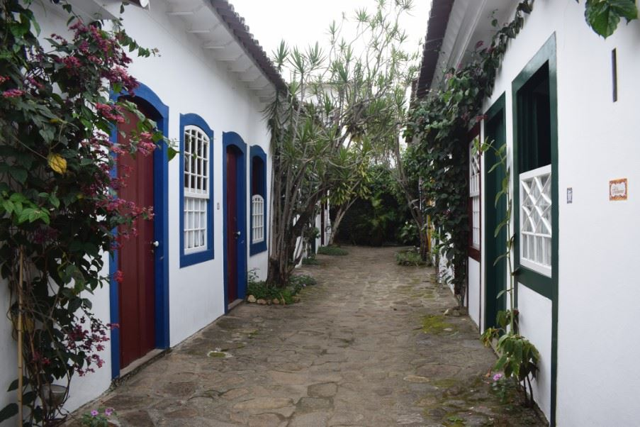 Pousada do Ouro Paraty