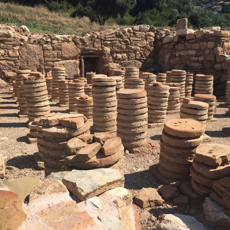 Ancient Messini – south-western Peloponnese