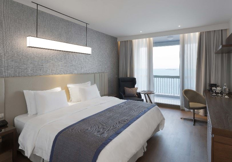 Executive sea view, Makedonia Palace Hotel, Thessaloniki