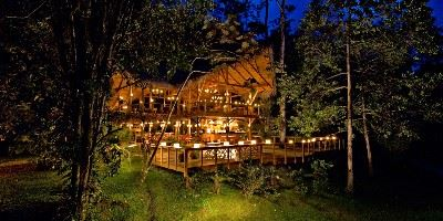 Pacuare Jungle Lodge, Costa Rica
