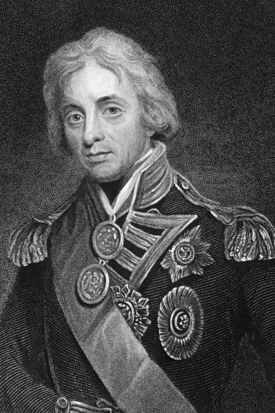 Lord Nelson, Duke of Bronte