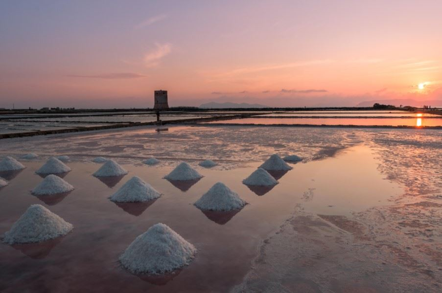 Salt pans of Trapani