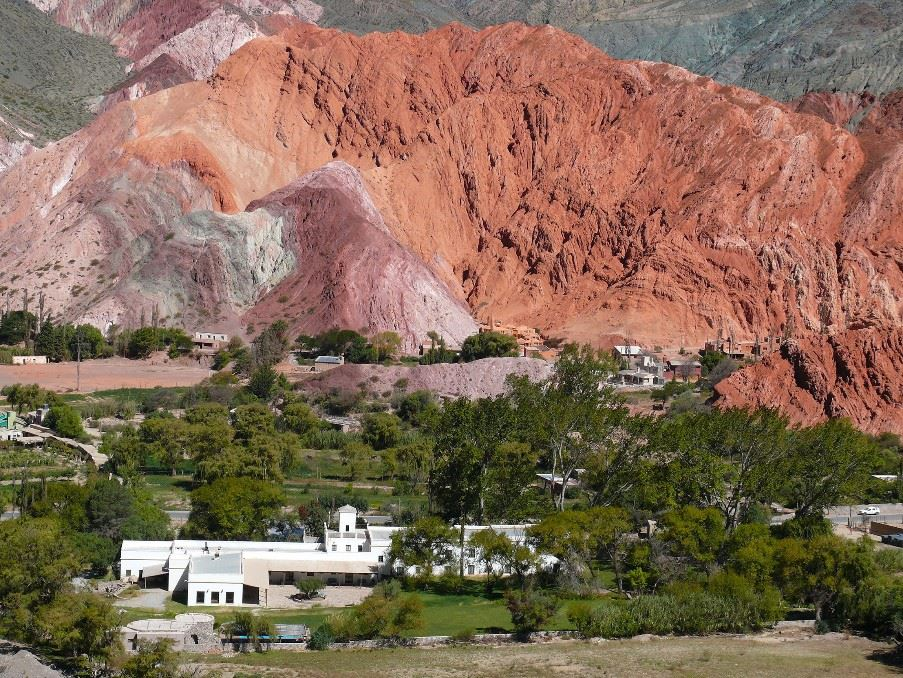 El Manantial Del Silencio, Salta and The Northwest