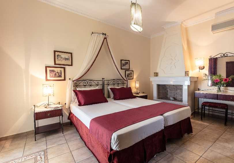 Two bedroom apartment, Agistri Hotel, Agistri