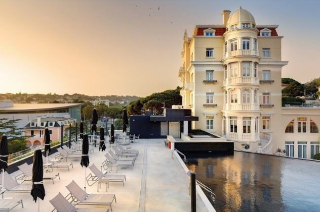 Inglaterra Hotel, Estoril, Portugal