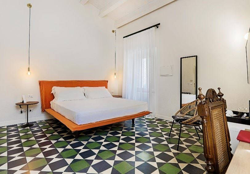 Double Room Virginia, a.d. 1768 Boutique Hotel, Ragusa Ibla, Eastern Sicily