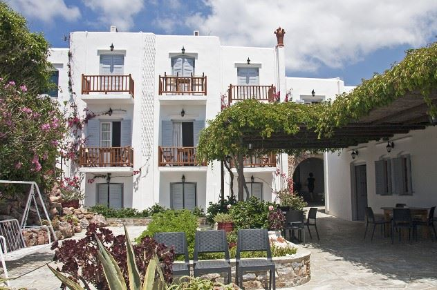 Efrosini Hotel, Sifnos, The Cyclades, Greece