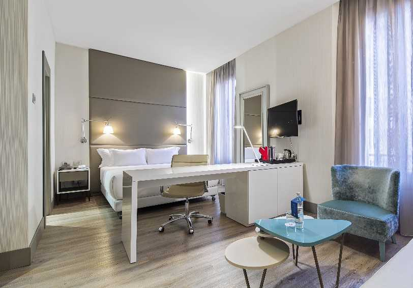 Suite, NH Milano Touring Hotel