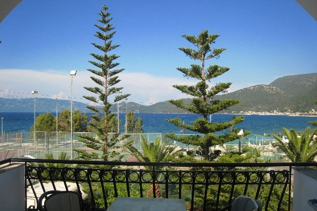 Athina Beach Hotel, Kefalonia, Greece