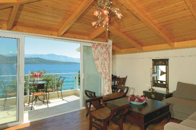 Grand Suite, Agnadi Suites, Lefkas, Greece