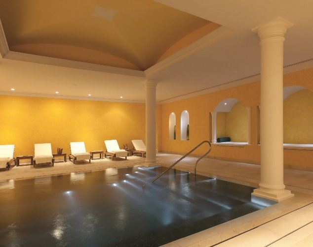 Spa, The Yeatman Hotel