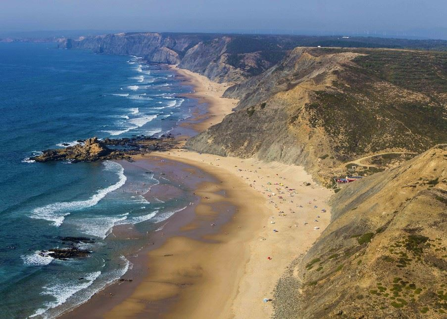 Sagres beach, The Algarve