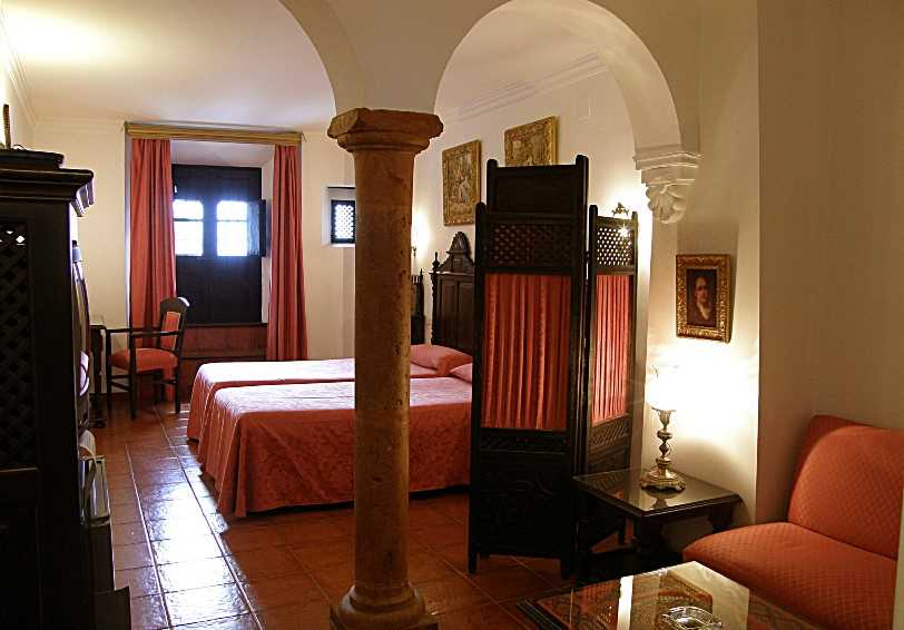 Superior room, Soho Boutique Palacio de San Gabriel Hotel, Ronda, Spain
