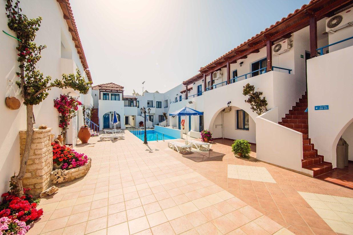 Iliana Apartments, Panormos, Crete | Sunvil.co.uk