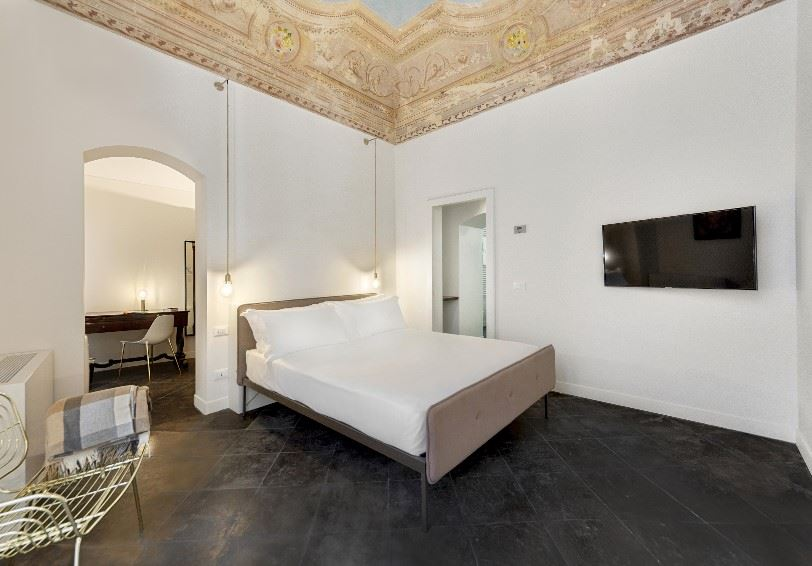 Double Room Pippa, a.d. 1768 Boutique Hotel, Ragusa Ibla, Eastern Sicily