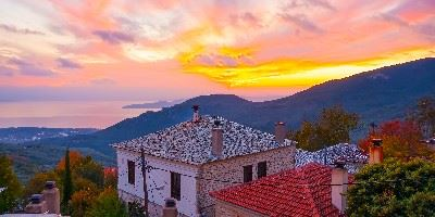Villages of Pelion, Greece