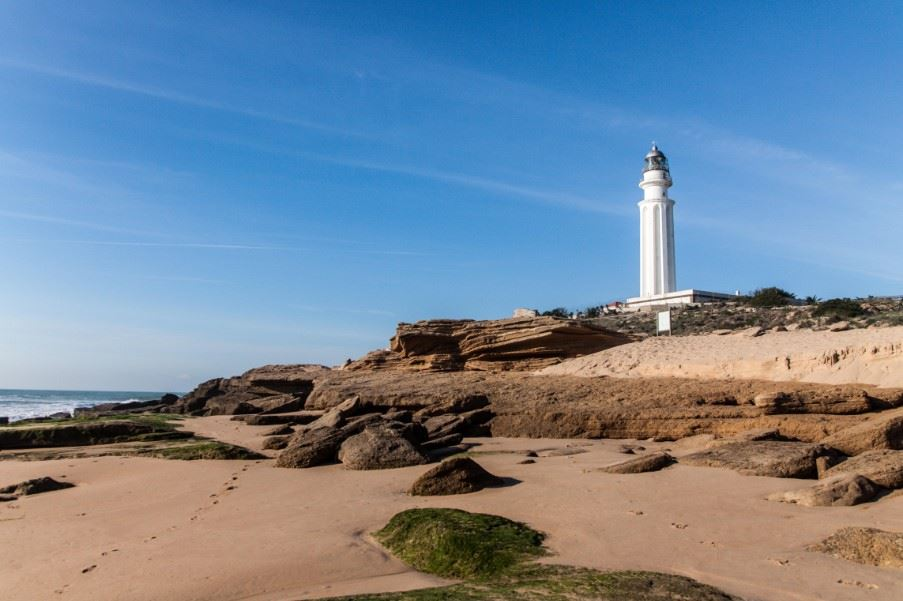 Cape Trafalgar, Cadiz, Spain