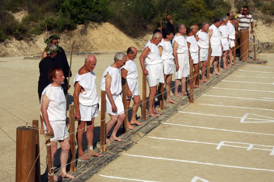 The Modern Nemean Games, Ancient Nemea – Northern Peloponnese