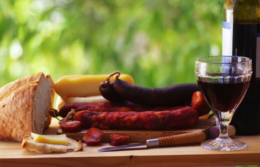 Food and wine of the Alentejo region