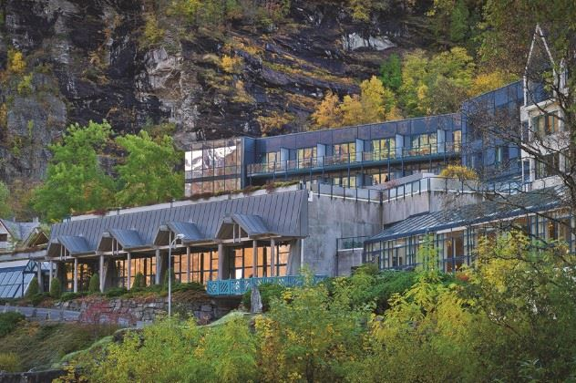 Union Hotel, Geiranger, the Fjords, Norway