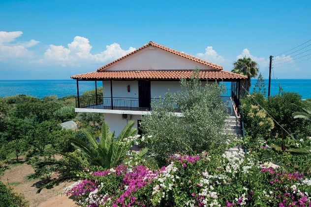 Sophia Apartments, Chrani, South Peloponnese