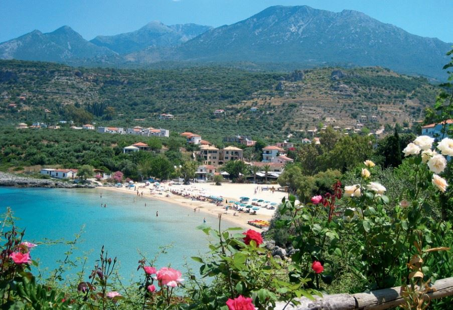 Stoupa, South Peloponnese