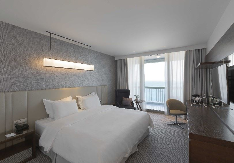 Premium sea view room, Makedonia Palace Hotel, Thessaloniki