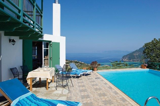 House of Dimitris, Skopelos Town