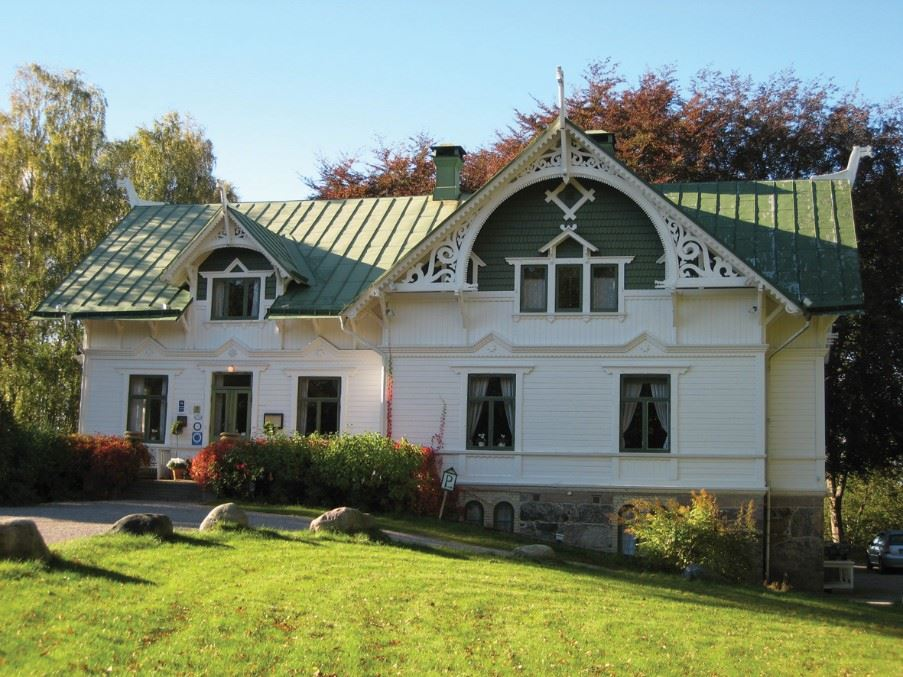 Villa Sjotorp, Gothenburg and The West Coast
