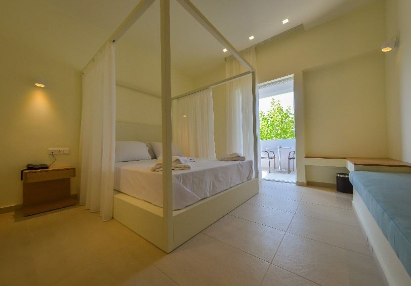Deluxe Room, Inspira Boutique Hotel, The West Coast Skalas, Thassos