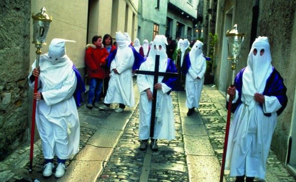 Easter Celebrations in Trapani