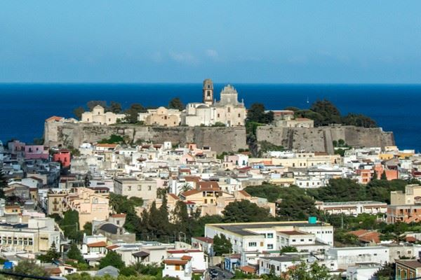 Lipari Town and Fortress