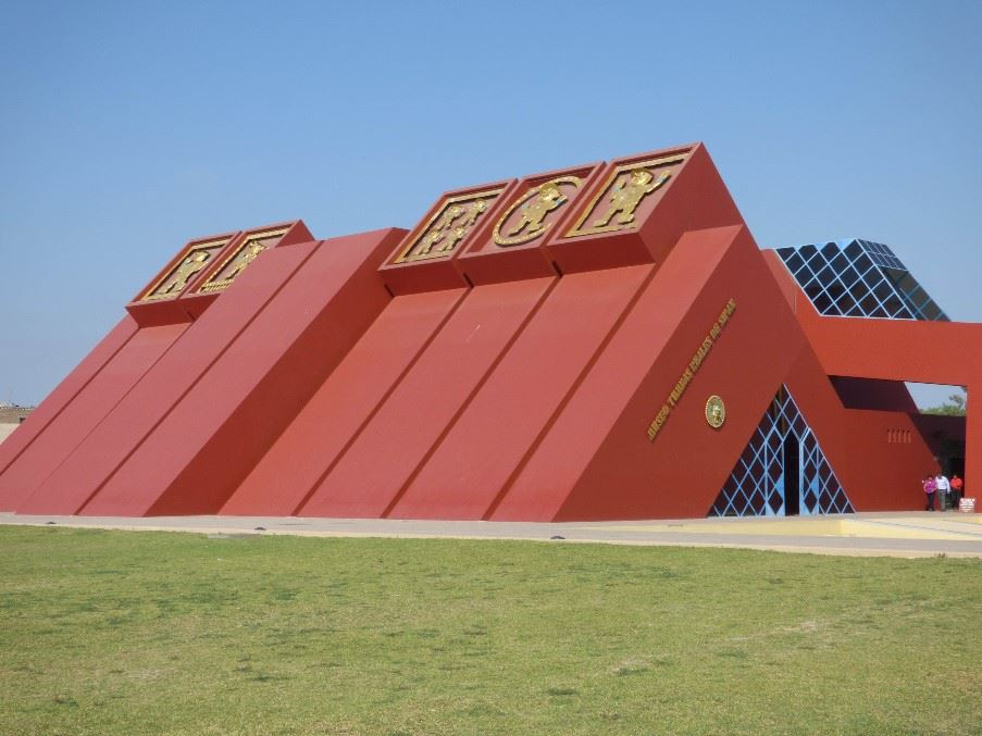 Royal Tombs Museum, Sipan