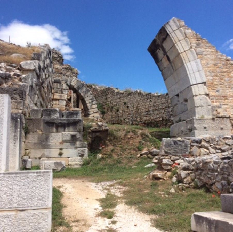 Ancient Philippi – Macedonia, near Thessaloniki