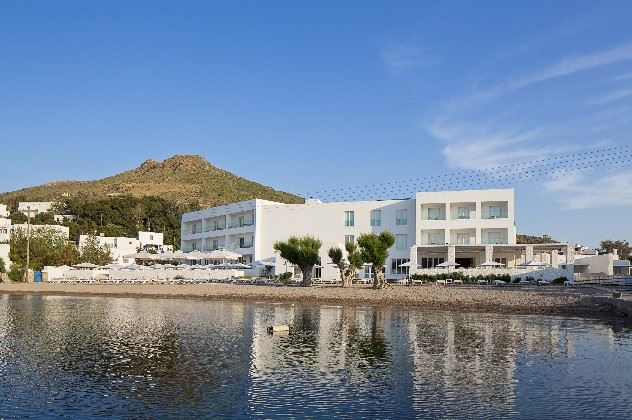 Patmos Aktis Suites and Spa Hotel, Patmos