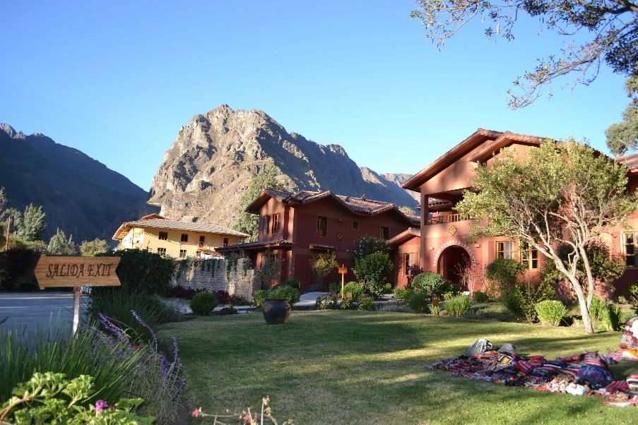 Pakaritampu Hotel, The Sacred Valley