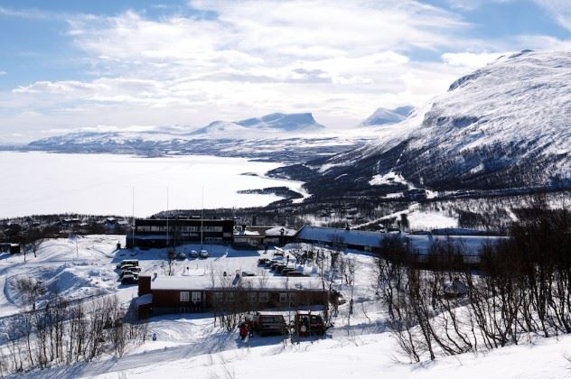 Bjorkliden Mountain Resort, Bjorkliden, Swedish Lapland