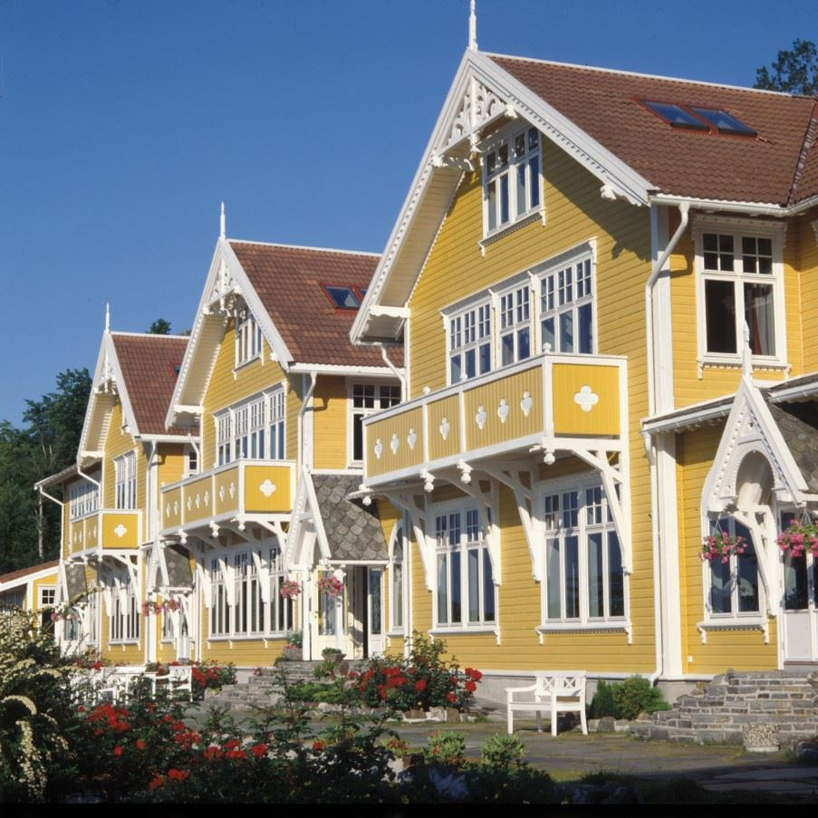 Solstrand Hotel and Spa, The Fjords and Trondelag
