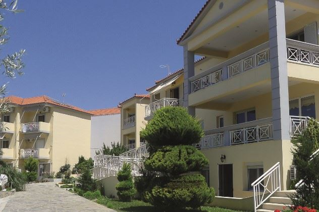 Sotiris Apartments, Myrina, Greece