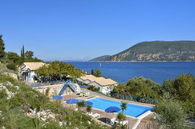 Kaminakia Apartments, Fiscardo, North Kefalonia