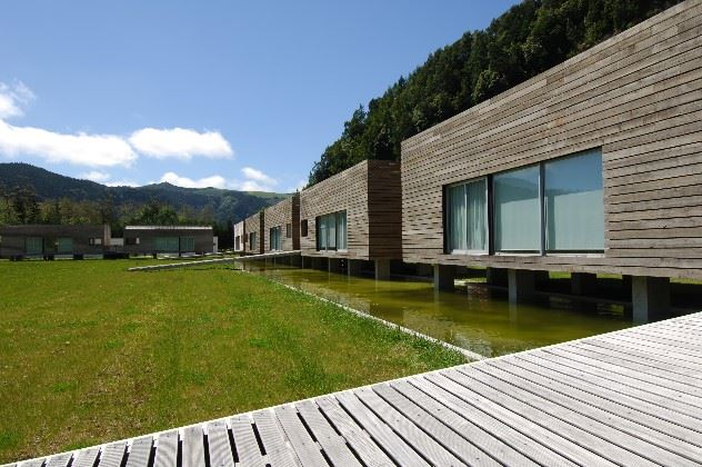 Furnas Lake Apartments, Furnas, Sao Miguel, the Azores