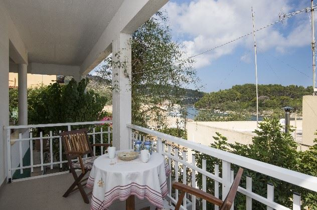 Giasemi Apartments, Paxos