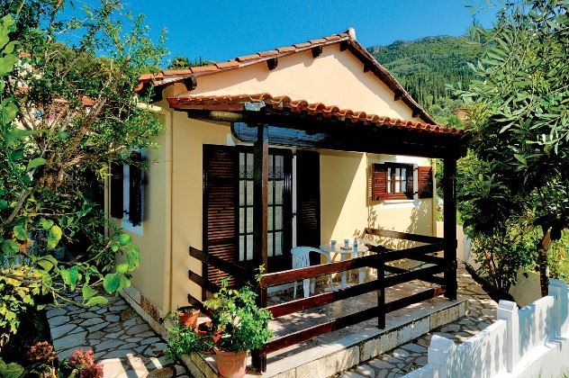 Olga Apartments, Aghios Gordis, Corfu