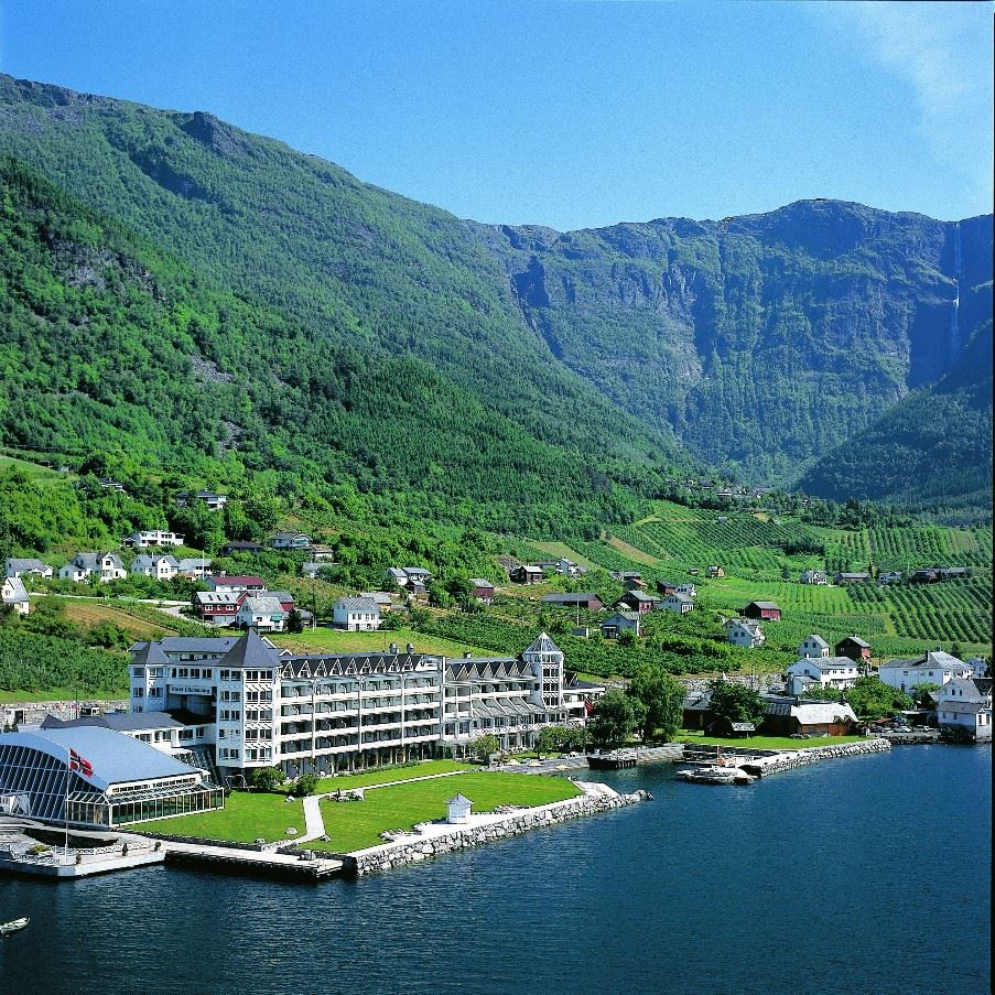Ullensvang Hotel, The Fjords and Trondelag