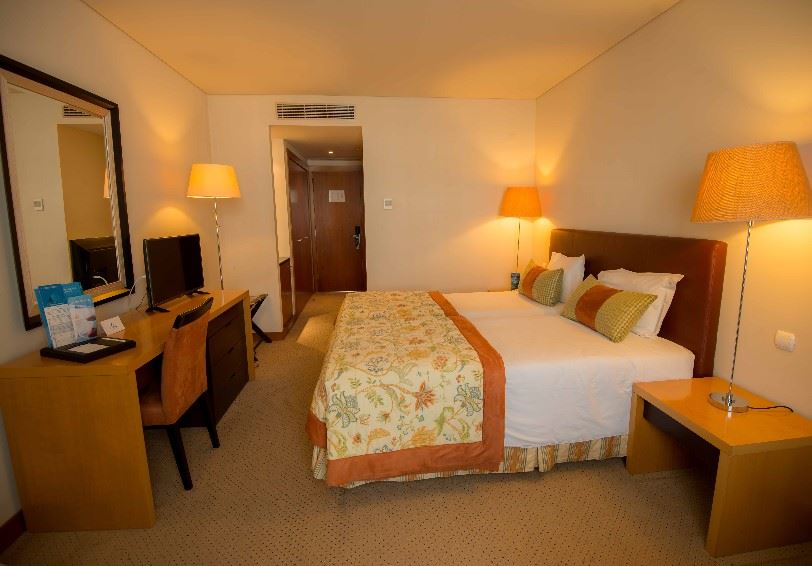 Classic room, Azoris Royal Garden Hotel, Sao Miguel, The Azores